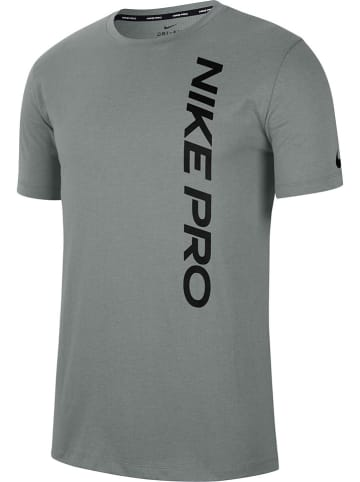 "Nike Trainingsshirt ""Pro Burnout"" grijs"