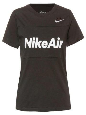 "Nike Shirt ""Air"" in Schwarz"