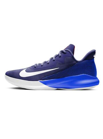 """Nike Buty """"Precision IV"""" w kolorze niebieskim do koszykówki"""