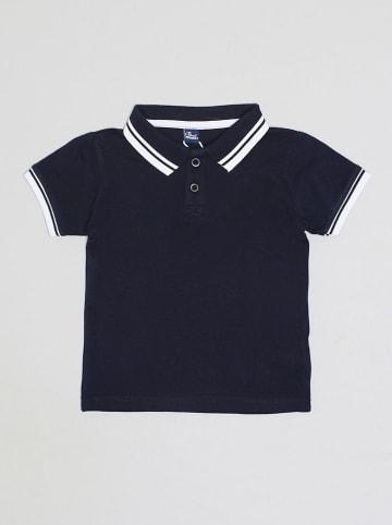 """Street MONKEY Koszulka polo """"Basics"""" w kolorze czarnym"""