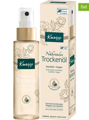 "Kneipp 2er-Set: Trockenöle ""Nährend"", je 100 ml"