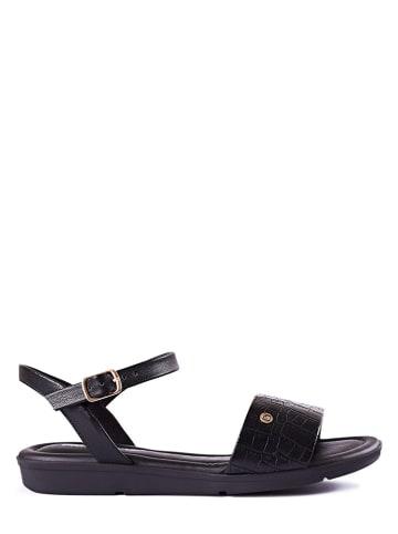 Piccadilly Sandalen zwart
