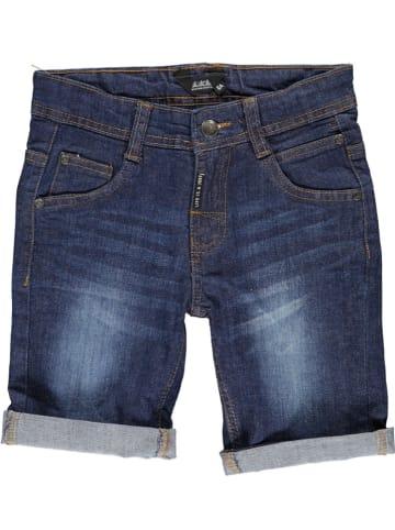 Little elevenparis. Jeansshorts in Blau