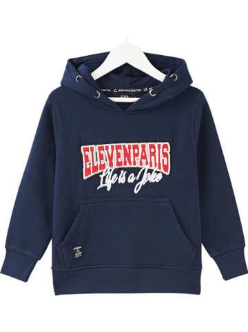 Little elevenparis. Bluza w kolorze granatowym