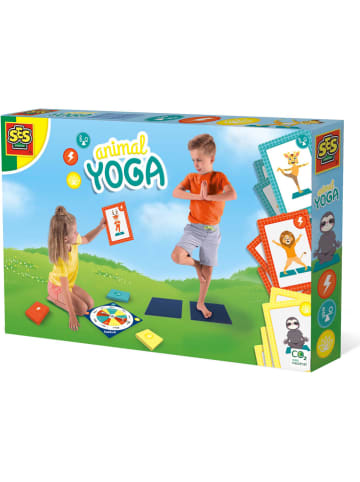 """SES Zestaw zabawek """"Animal Yoga"""" - 3+"""