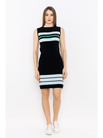 Felix Hardy Sukienka w kolorze czarno-białym