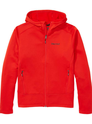 """Marmot Kurtka polarowa """"Olden"""" w kolorze czerwonym"""