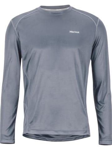 """Marmot Functioneel shirt """"Windridge"""" grijs"""