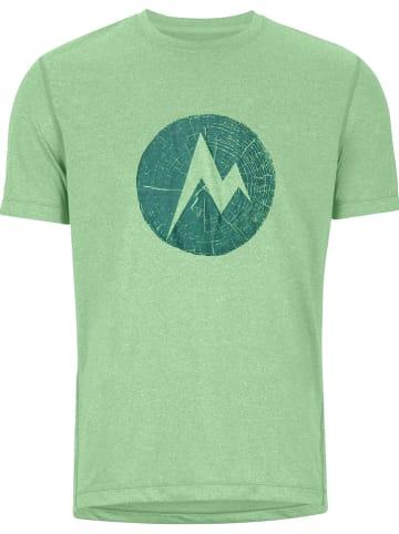 """Marmot Functioneel shirt """"Transporter"""" groen"""