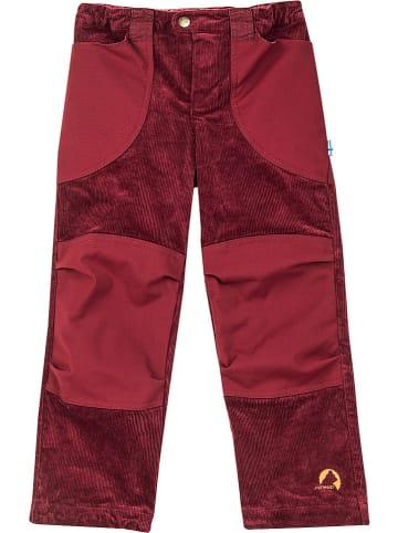 """Finkid Spodnie """"Kilpi"""" w kolorze jasnobrązowym"""