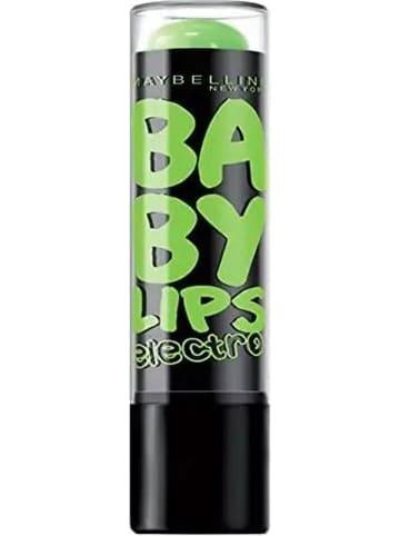 "Maybelline Lipverzorging ""Baby Lips Electro - Minty Sheer"", 4,4 g"