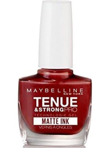 "Maybelline Gelnagellak ""Tenue Strong & Pro - 893 Pioneer"", 10 ml"
