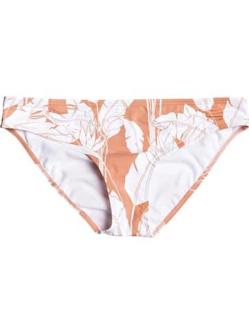 "Roxy Bikinislip ""Printed Beach Classics"" oranje"