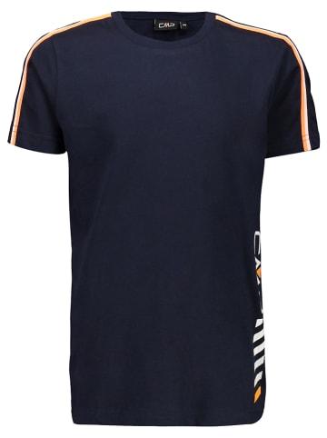 CMP Shirt donkerblauw