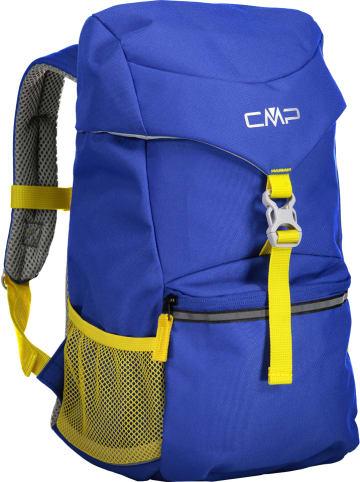"""CMP Plecak """"Hornet"""" w kolorze niebiesko-żółtym - 24 x 32 x 12 cm"""