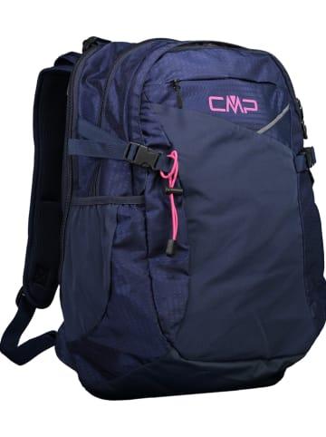 """CMP Plecak """"X'Cities"""" w kolorze niebieskim"""