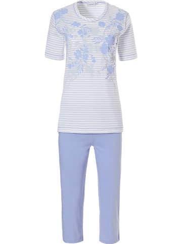 Pastunette Pyjama in Blau