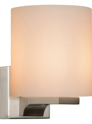 """Lucide Led-badkamerlamp """"Jenno"""" chroomkleurig - (B)12,5 x (H)12,5 cm"""