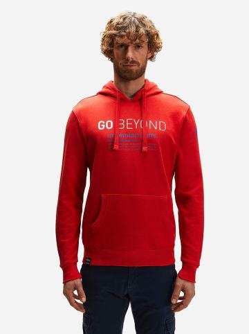 North Sails Sweatshirt in Rot