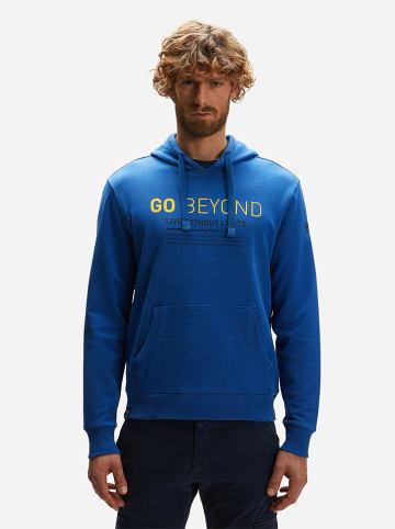 North Sails Sweatshirt in Blau