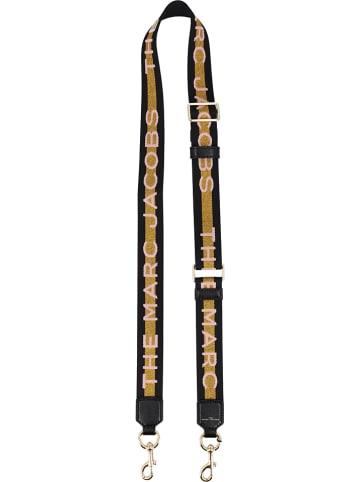 Marc Jacobs Schouderriem zwart - (L)114 x (B)4 cm
