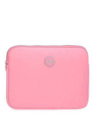 Movom Etui w kolorze różowym na tablet - (S)30 x (W)22 x (G)2 cm
