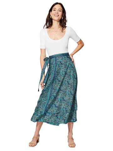 Ipanima Spódnica w kolorze turkusowym