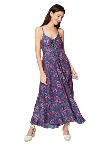 Ipanima Sukienka w kolorze granatowym