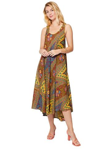 Ipanima Sukienka w kolorze jasnobrązowym
