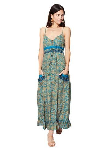 Ipanima Sukienka w kolorze turkusowym