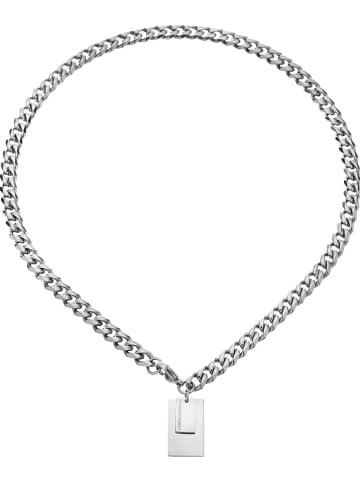 Liebeskind Halskette mit Anhängern - (L)40 cm