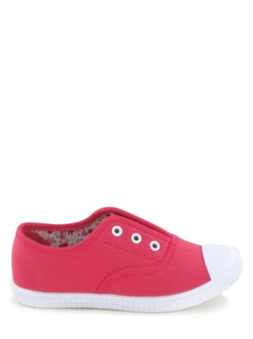 "BE ONLY Sneakers ""Toile Soline"" in Pink"