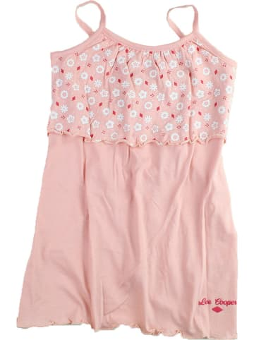 Lee Cooper Sukienka w kolorze jasnoróżowym