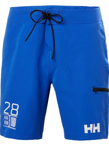 """Helly Hansen Zwemshort """"HP"""" blauw"""