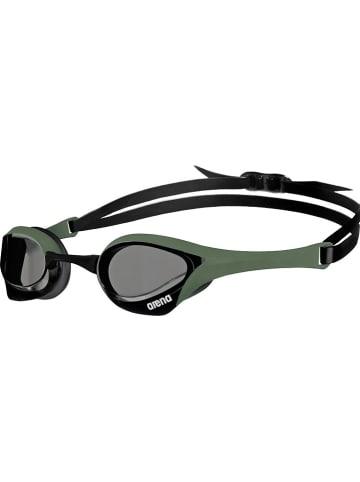 """Arena Zwembril """"Cobra Ultra"""" zwart/olijfgroen"""