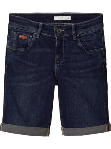 """Name it Jeansshorts """"Sofus"""" in Dunkelblau"""
