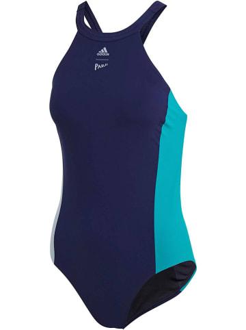 Adidas Badpak donkerblauw