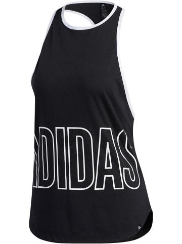 "Adidas Trainingstop ""Alpha"" zwart"