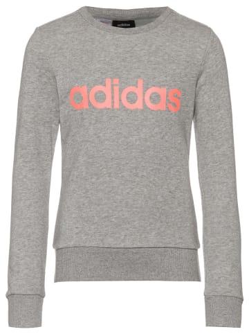 Adidas Bluza w kolorze szarym