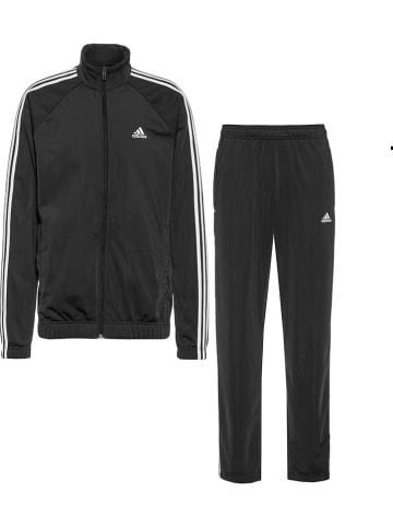 Adidas 2-delig trainingspak zwart