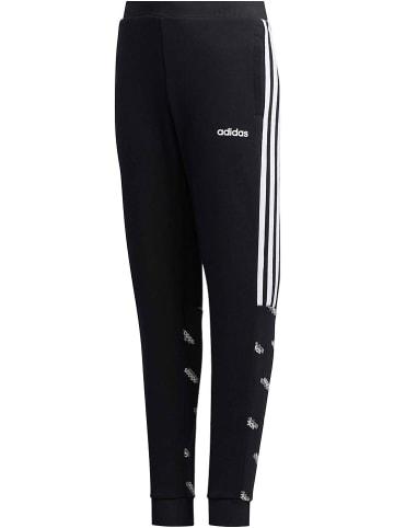 Adidas Spodnie dresowe w kolorze czarnym
