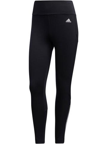 Adidas Performance Trainingslegging zwart
