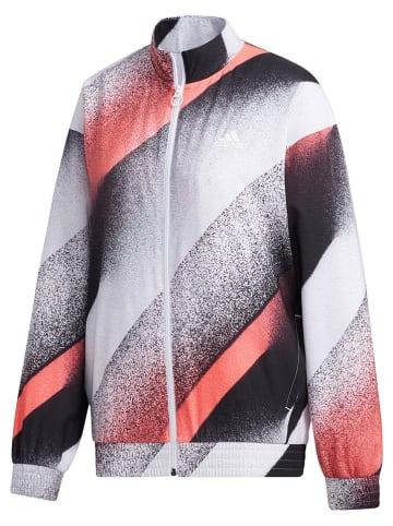 Adidas Kurtka sportowa w kolorze białym