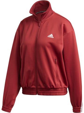 """Adidas Kurtka sportowa """"MH"""" w kolorze czerwonym"""