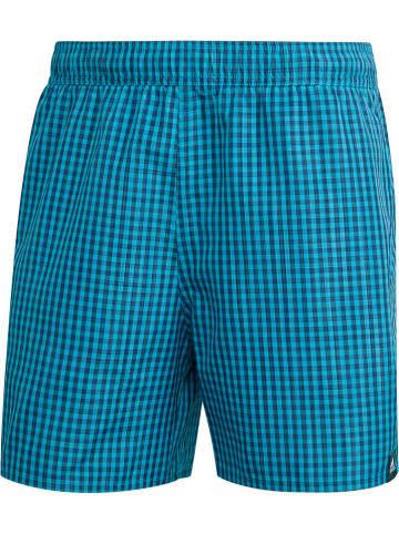 Adidas Szorty kąpielowe w kolorze niebieskim
