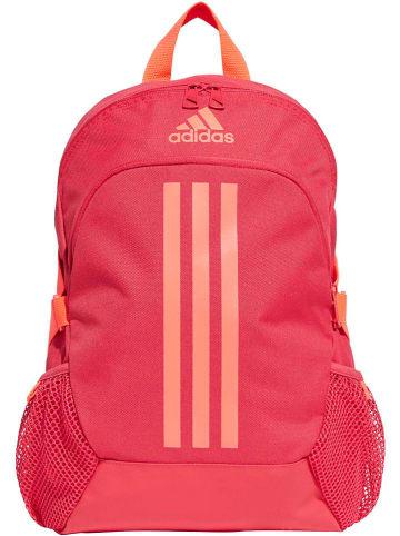 "Adidas Rucksack ""Power 5"" in Pink - (B)33 x (H)48,5 x (T)18 cm"