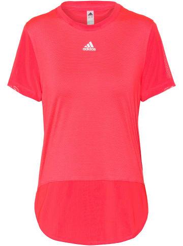 "Adidas Trainingsshirt ""HEAT.READY"" in Pink"