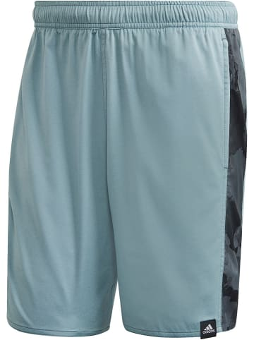 Adidas Zwemshort grijs