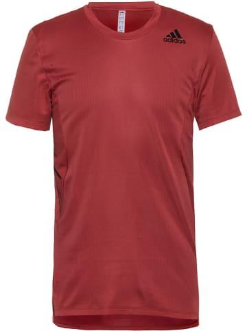"Adidas Trainingsshirt ""HEAT.READY"" in Rot"