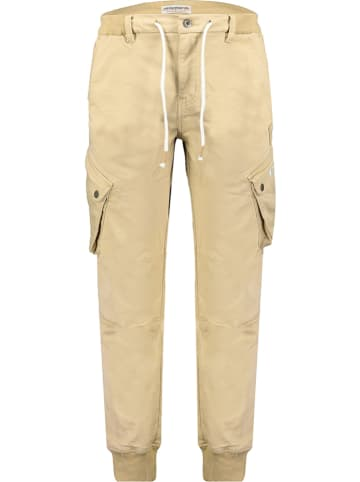 """Geographical Norway Cargohose """"Palombo"""" in Beige"""